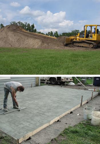Excavation And Concrete Contractor Serving Cincinnati