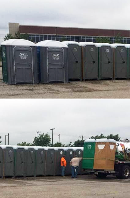 Complete Portable Toilet Service For Cincinnati Northern