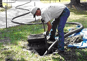 Septic Tank Pump Inspection Repair And Replacement